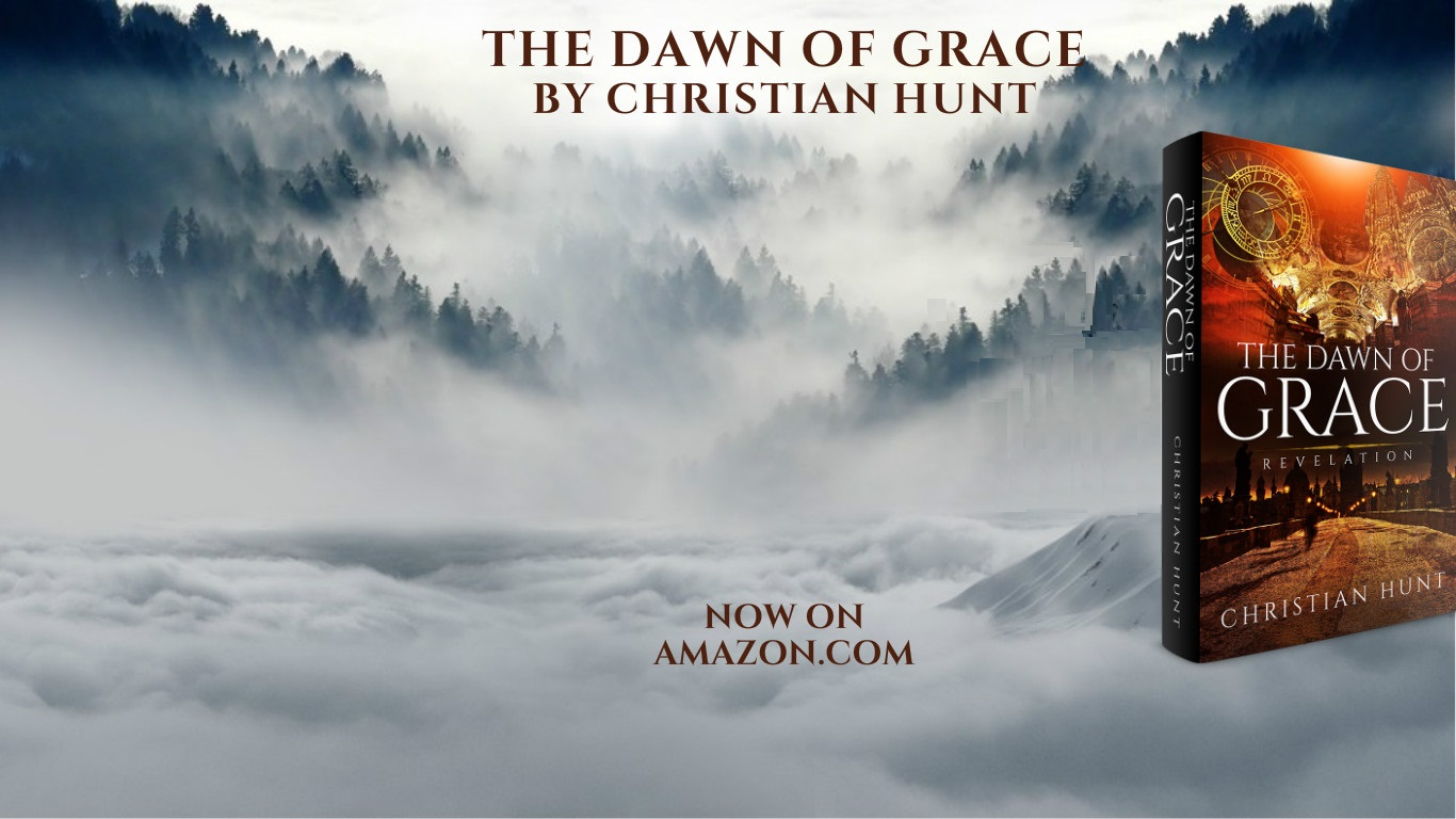 The Dawn of Grace - Christian Hunt Slider